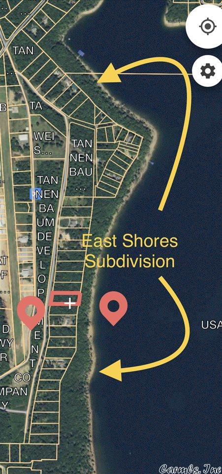 Lot 9 East Shore Dr.
