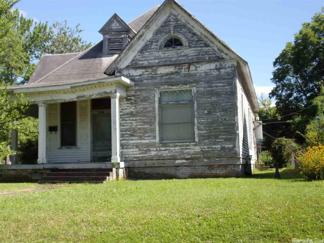 604 W 2nd Avenue, Pine Bluff, AR 71601