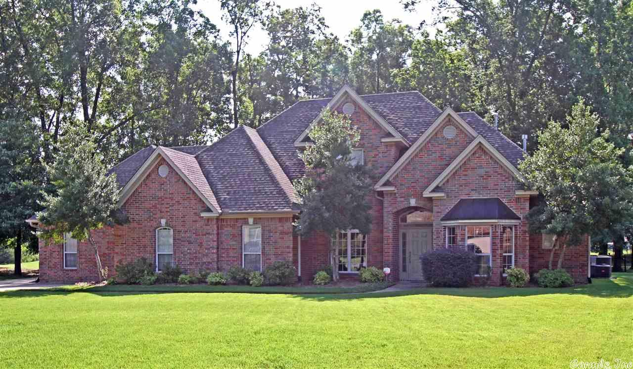 379 900 Home 104 Castellane Court For In Maumelle Ar