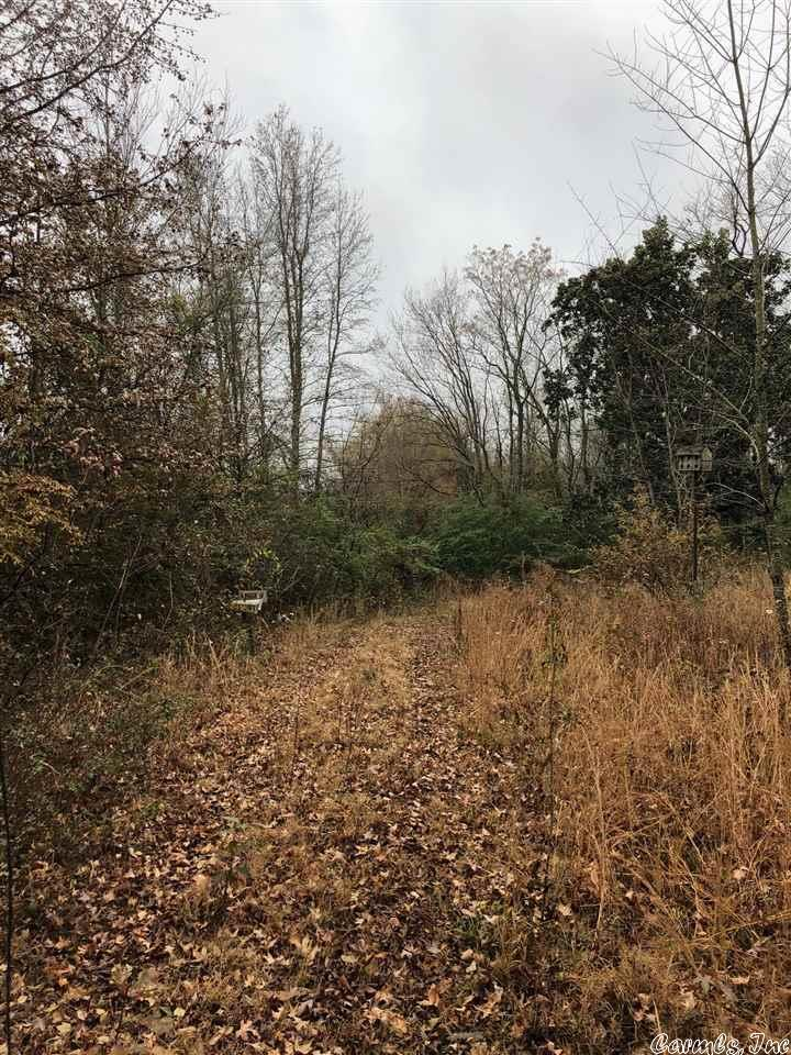 Approximately 20 wooded acres, backs up to Gold Creek that runs thru Wilhelmina Cove and into Lake Conway.  A portion of the property includes a gas easement held by Permian Express Partners LLC.  There is a small residential structure at no value that will convey.
