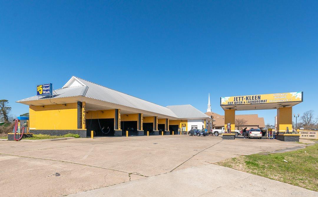 820 N University #No, Pine Bluff, AR 71601