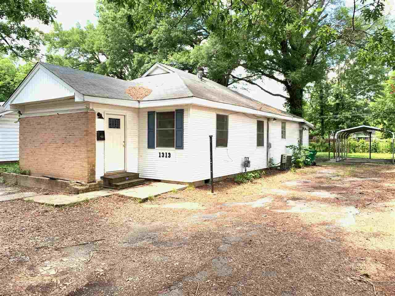 1313 W 26th, Pine Bluff, AR 71601