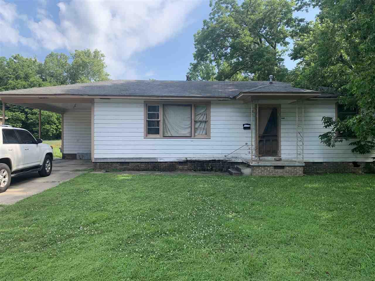 205 E 21st, Pine Bluff, AR 71601
