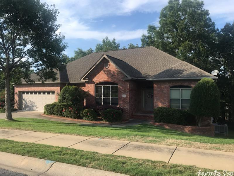 122 Cobblestone, North Little Rock, AR 72116