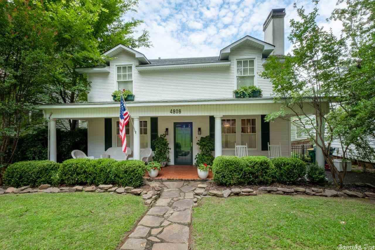 4808 Club Road, Little Rock, AR 72207
