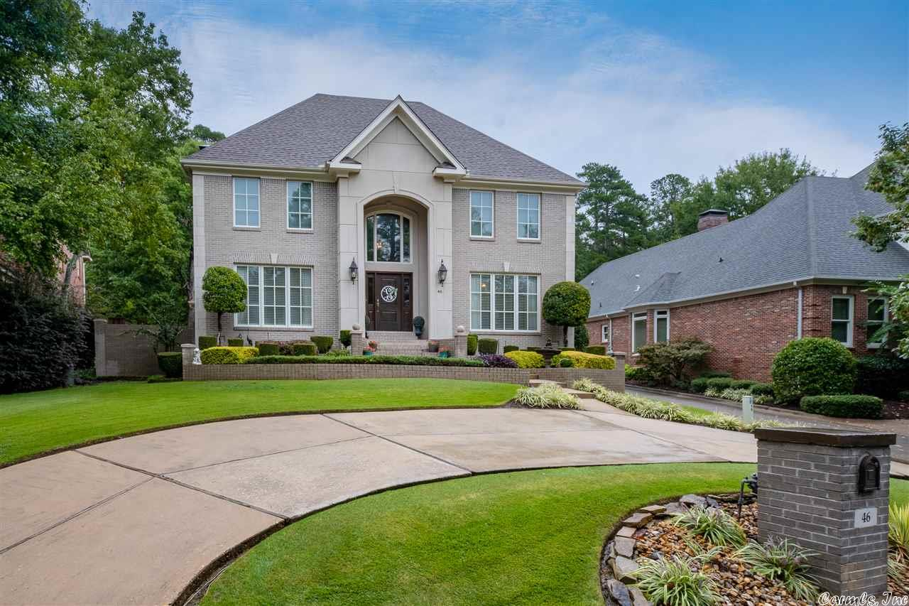 46 Duclair Court, Little Rock, AR 72223