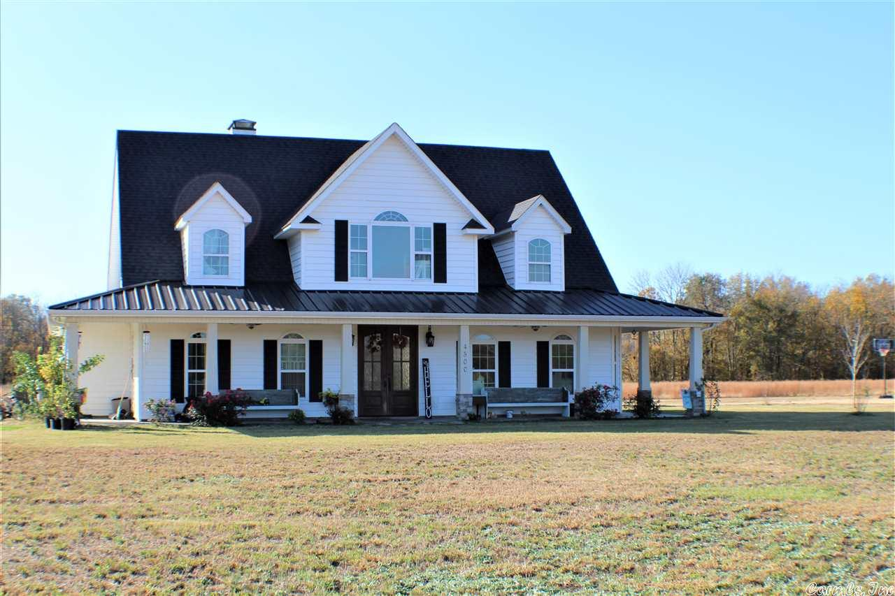 4500 Blair Road, Star City, AR 71667