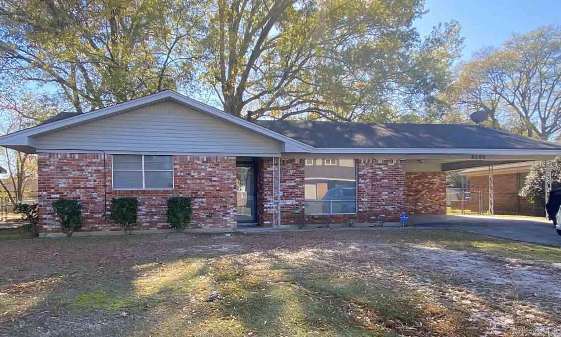 4204 Garland, Pine Bluff, AR 71603