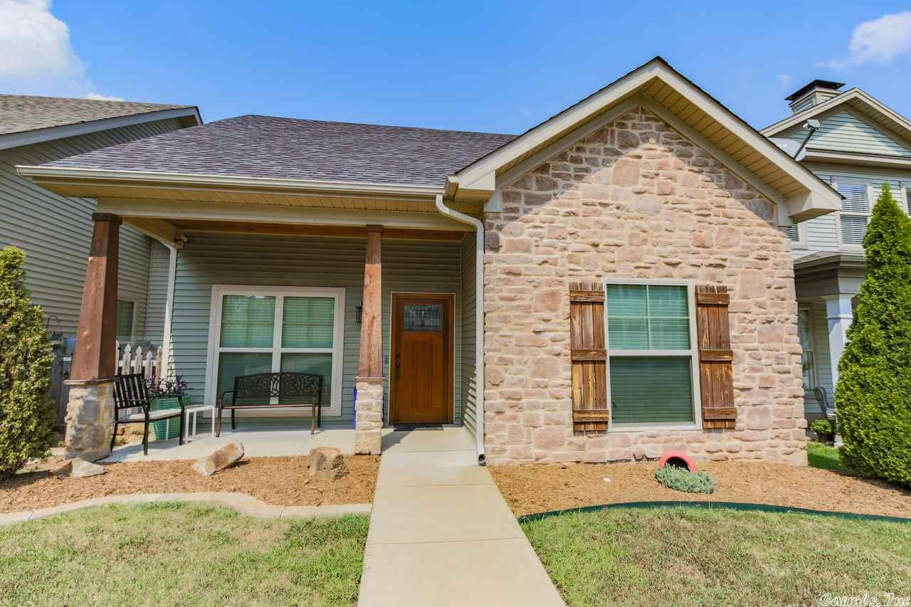 108 Nantucket Loop, Maumelle, AR 72113