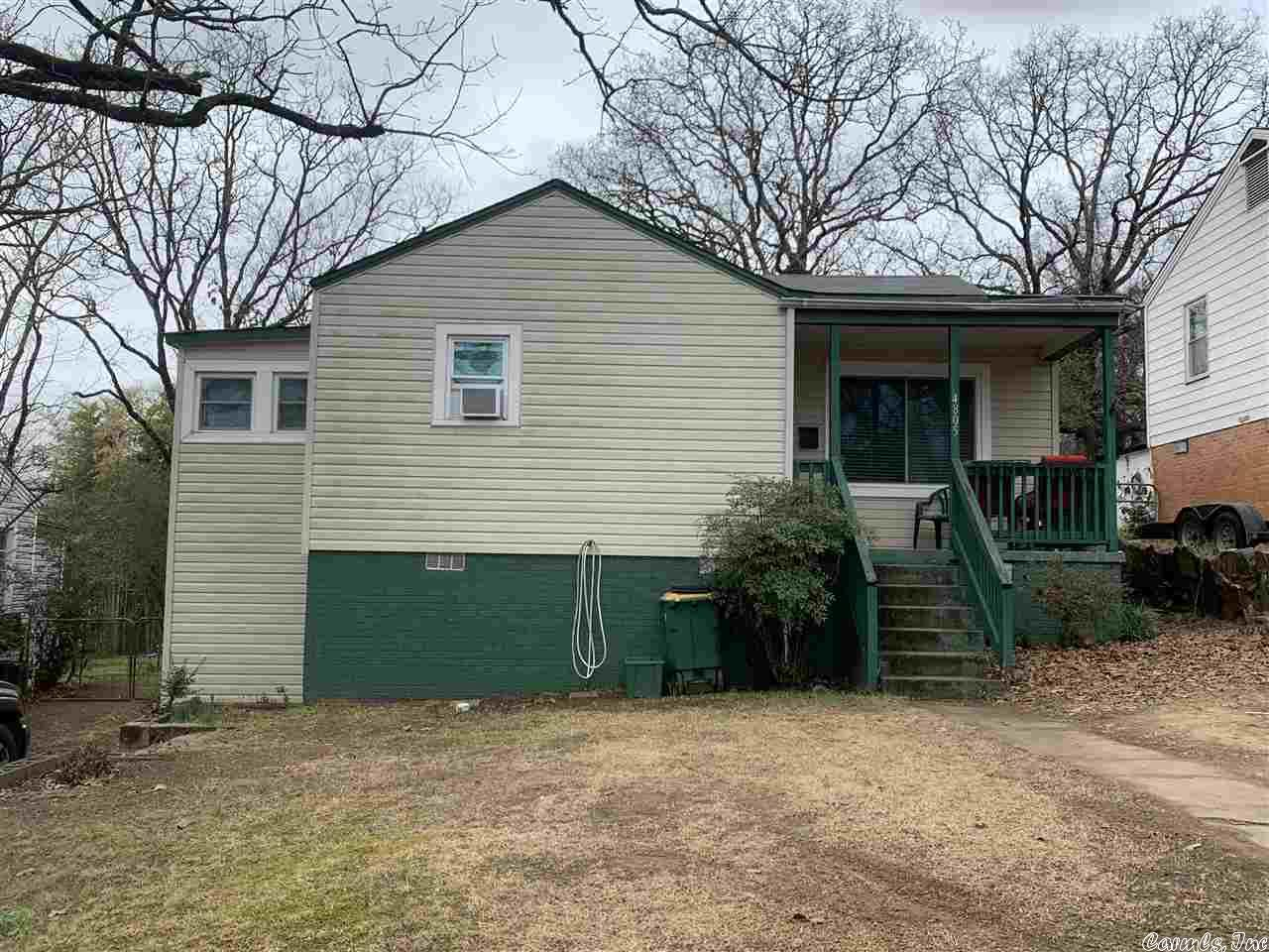 4805 Francis Drive, North Little Rock, AR 72118