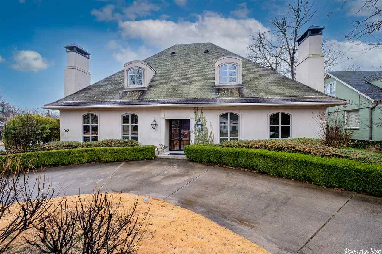 5501 Stonewall Road, Little Rock, AR 72207