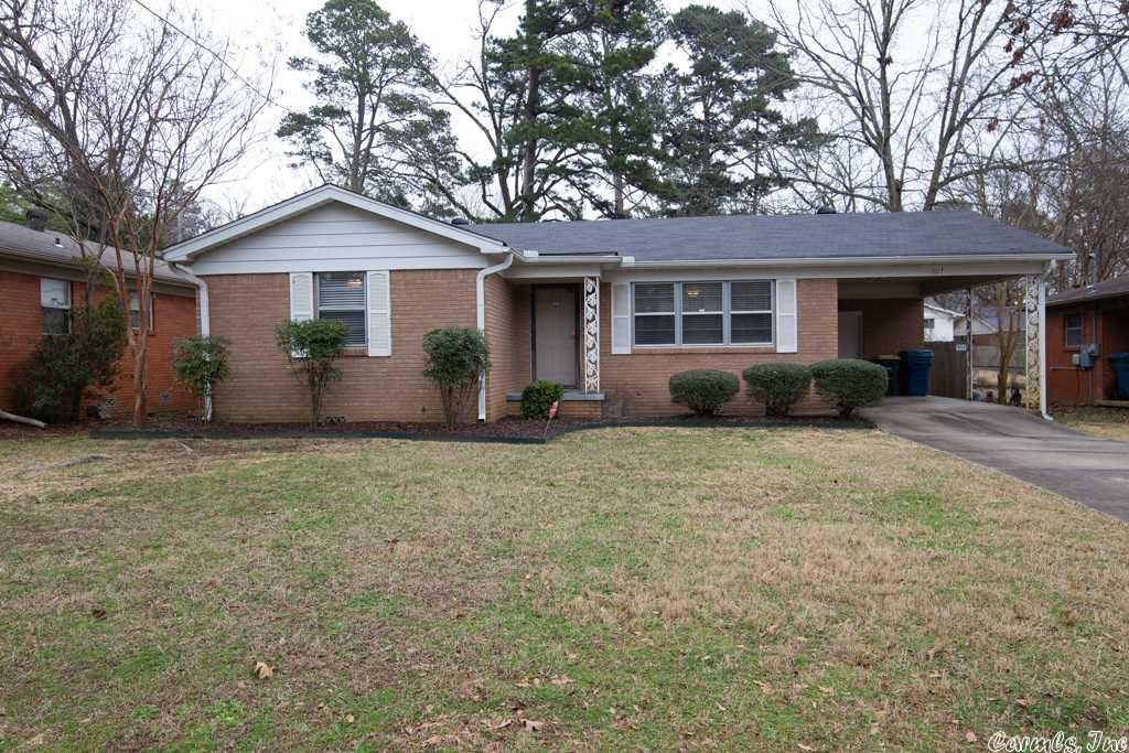 1017 N Bryan Street, Little Rock, AR 72207