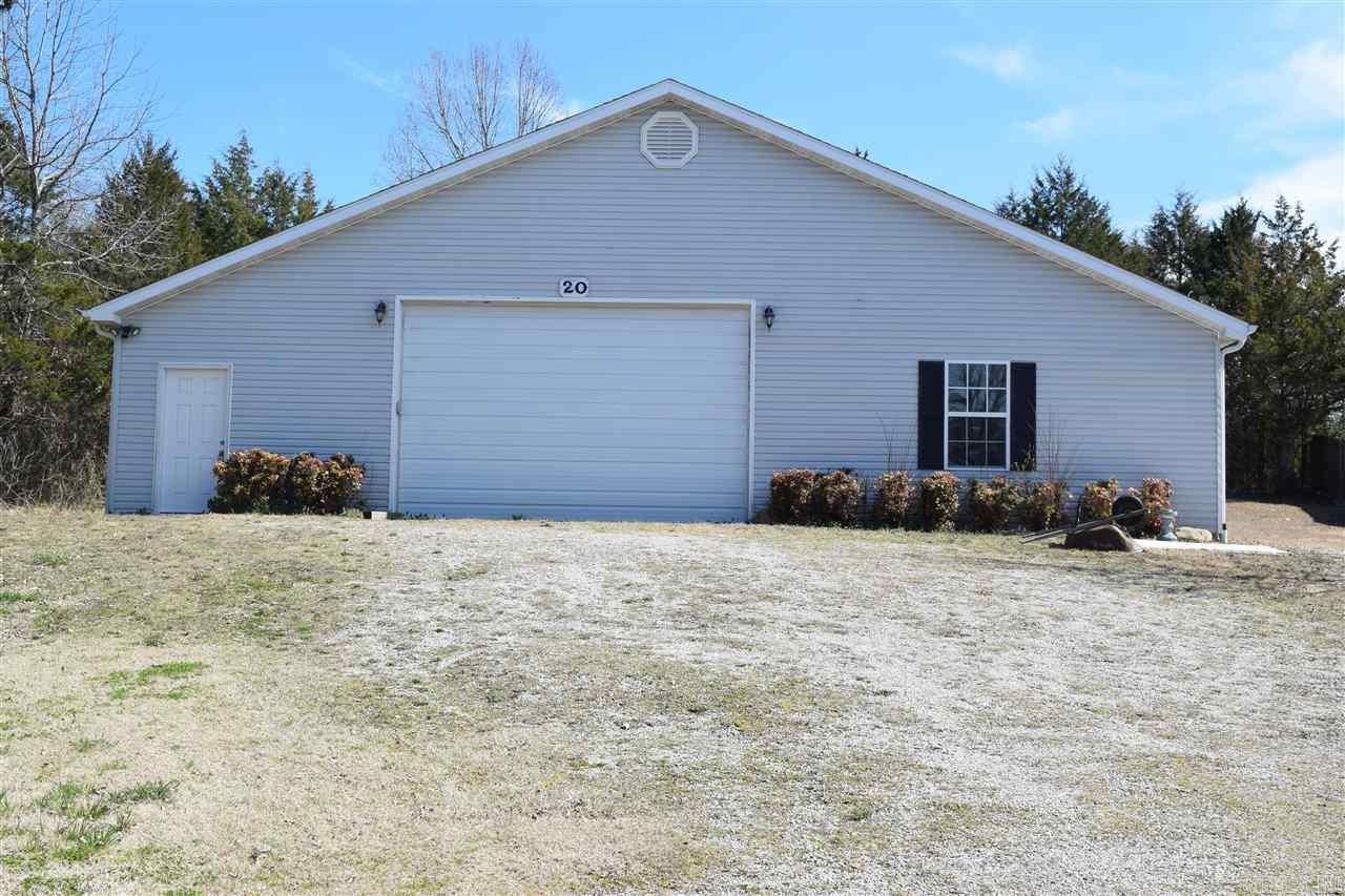 20 Live Oak Drive #No, Mountain Home, AR 72653