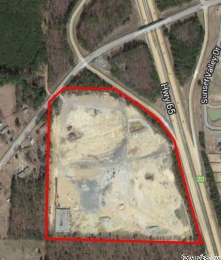 SW of Sheridan Rd. and Hwy 65 Road #No, Redfield, AR 72132
