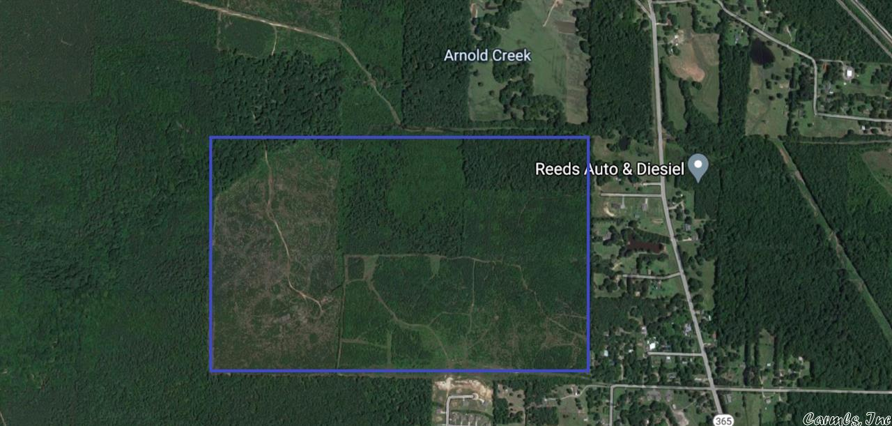 SEC 05 TWP 5 S RNG 10 W Road, White Hall, AR 71602