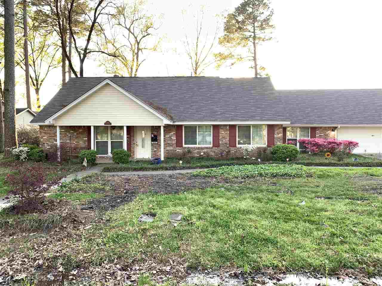 4018 S Linden, Pine Bluff, AR 71603
