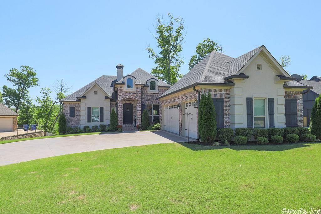 219 Lake Valley Drive, Maumelle, AR 72113