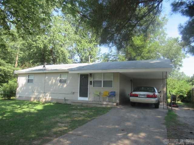 801 Greendale, North Little Rock, AR 72117