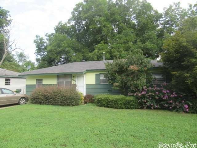 1025 Roseclair, North Little Rock, AR 72117