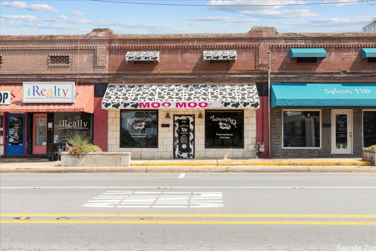 120 W Center Street #No, Sheridan, AR 72150