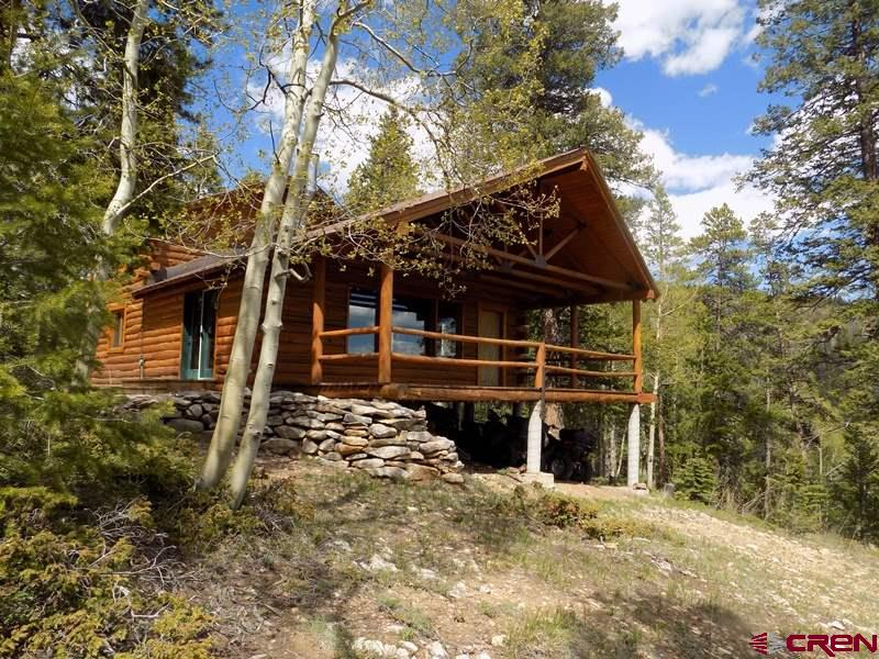180 Armstrong Cliffs Drive, Pitkin, CO 81241