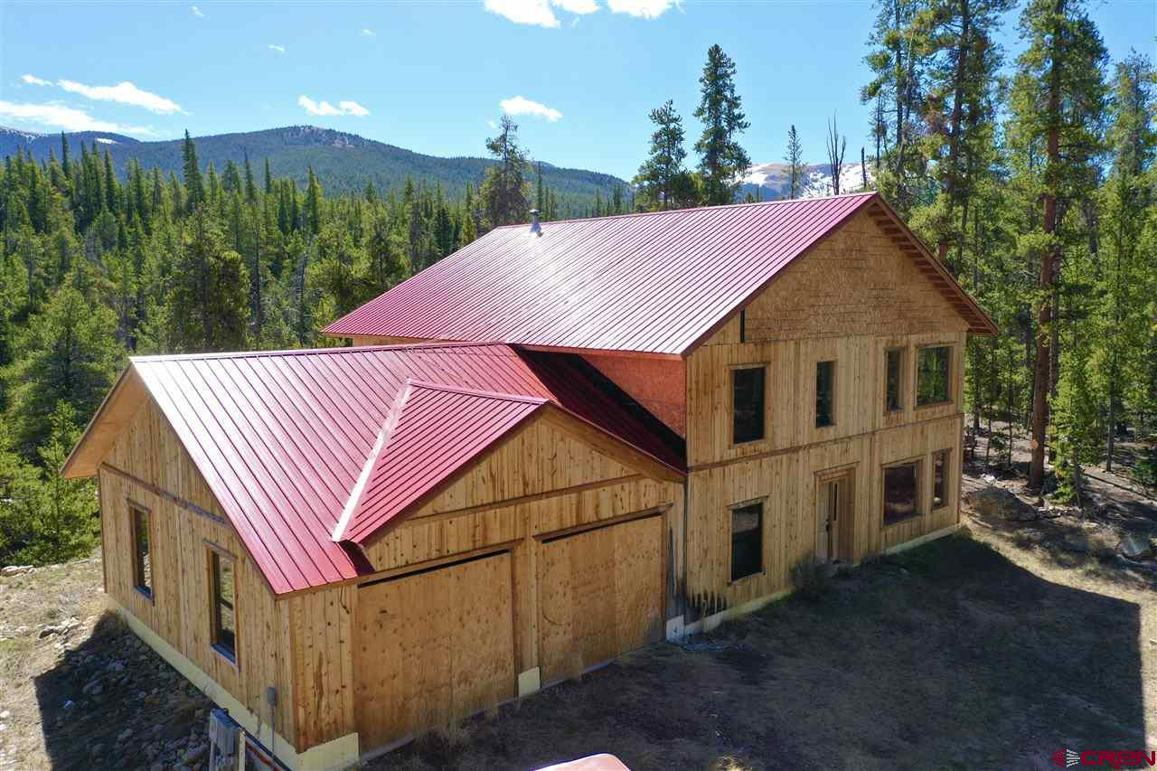 380 Wolf Canyon Drive, Almont, CO 81210