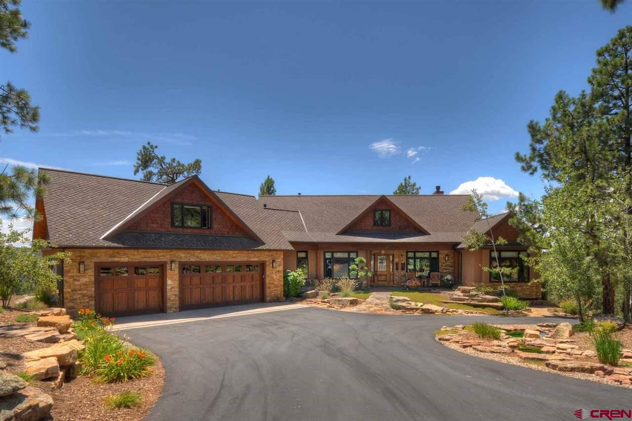 1351 Durango Cliffs Drive, Durango, CO 81301