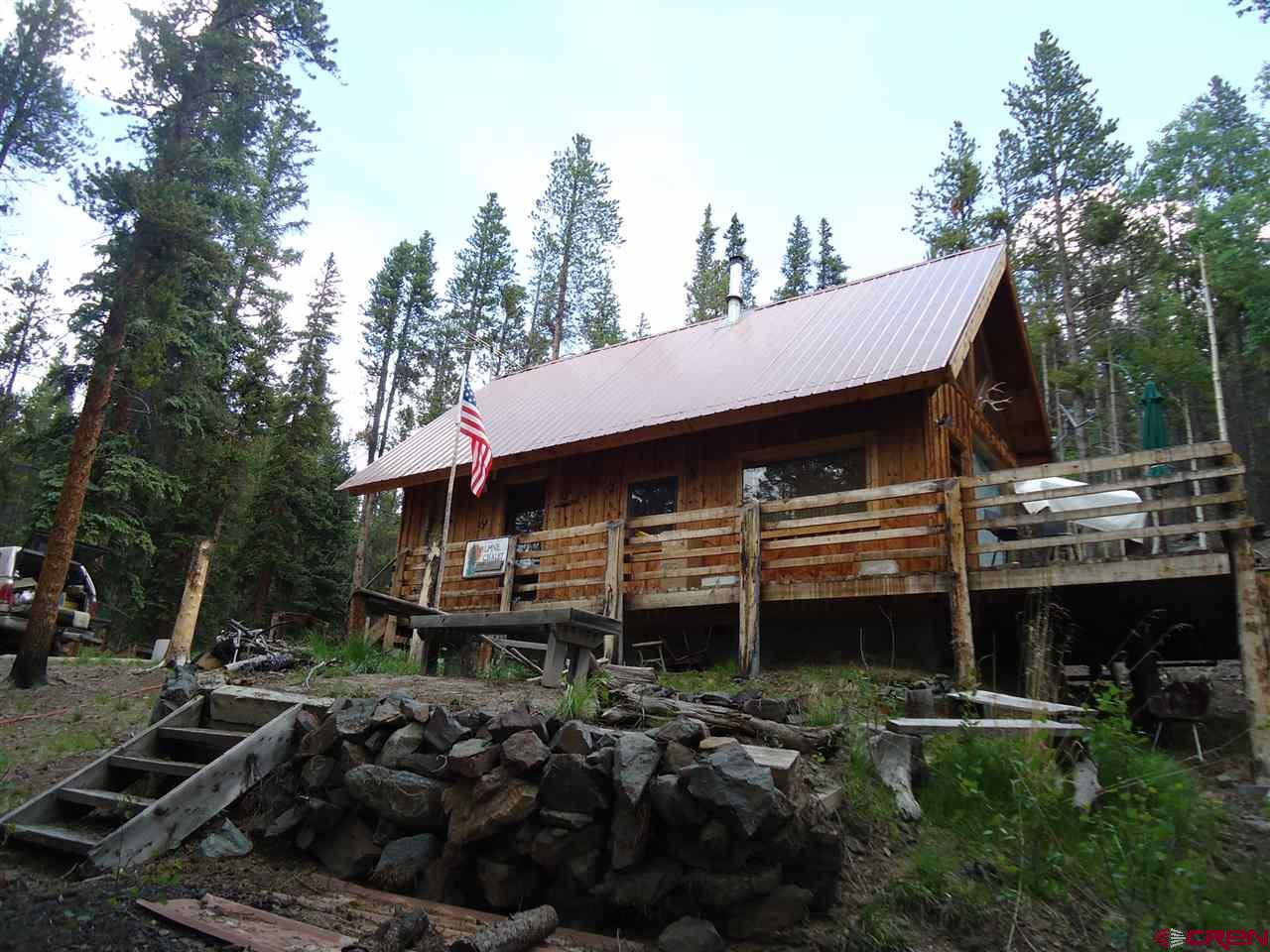 240 American Mountain Road, Gunnison, CO 81230