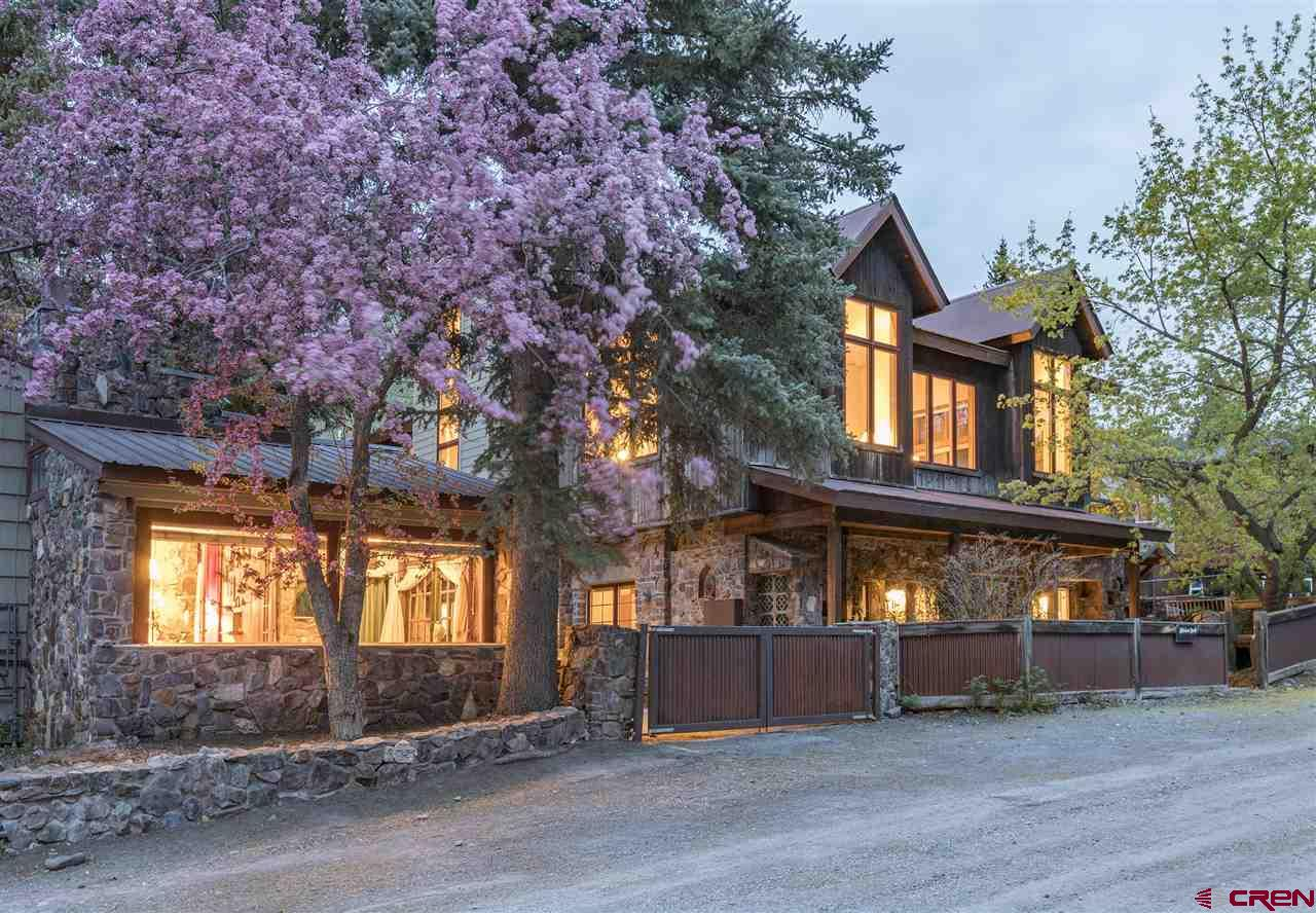 115,117,119 7th Avenue, Ouray, CO 81427