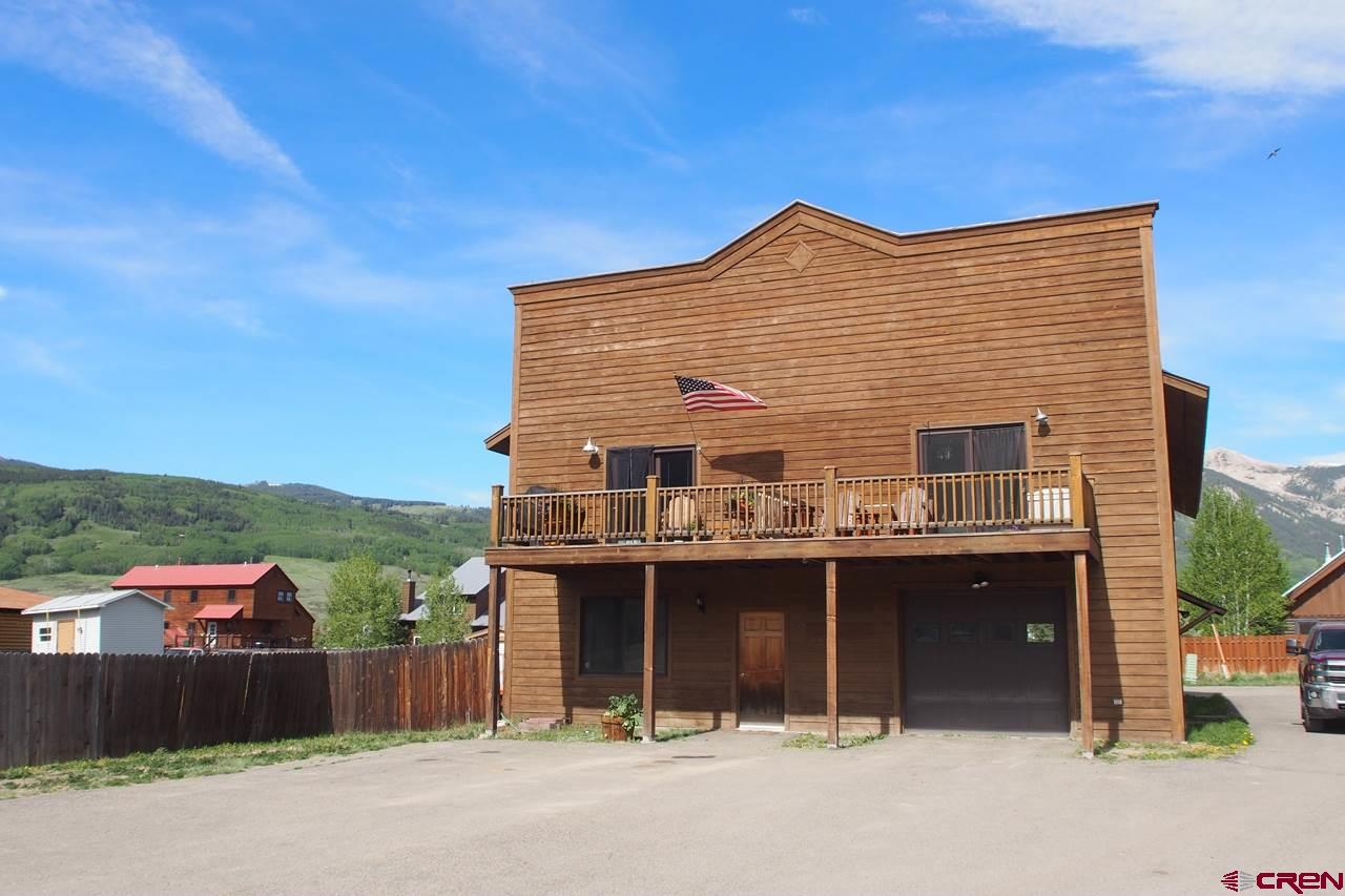 273 Gillaspey Avenue, Crested Butte, CO 81224