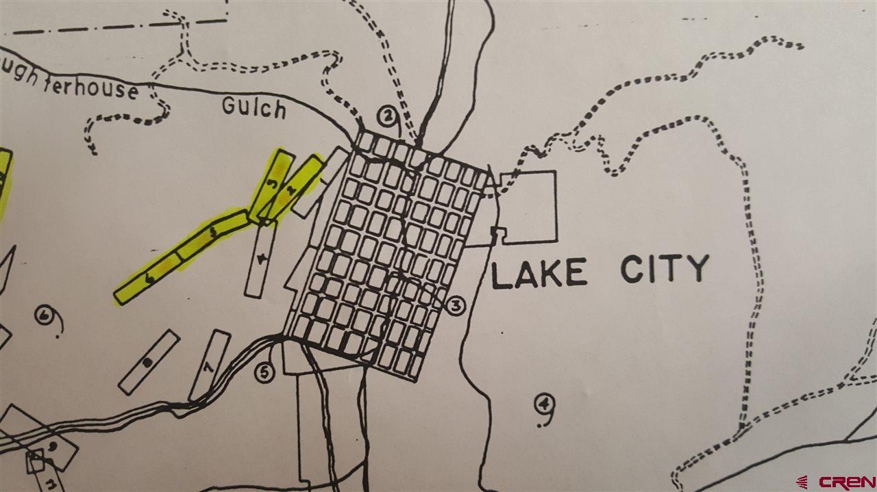 Lake Mining District, Lake City, CO 81235