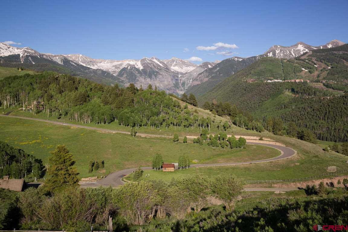 An absolutely tremendous value on a dramatic view parcel very close to the Town of Telluride! This property receives all the sun and views available in the Telluride Valley.