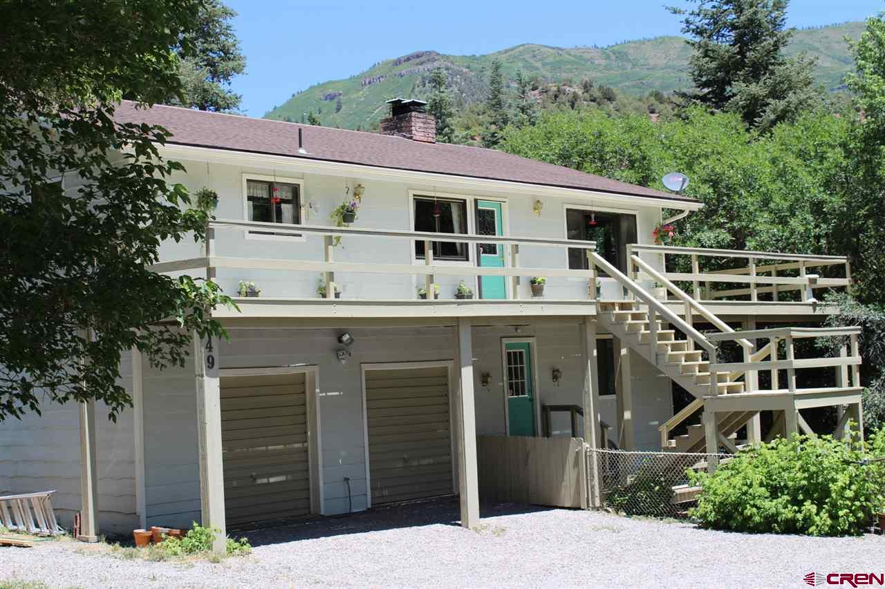 49 Whispering Pines Drive, Ouray, CO 81427