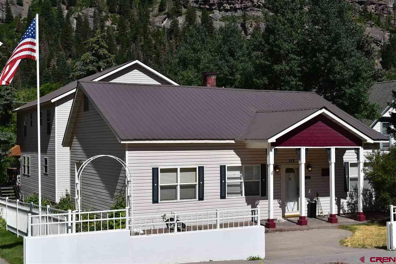 520 2nd Street, Ouray, CO 81427