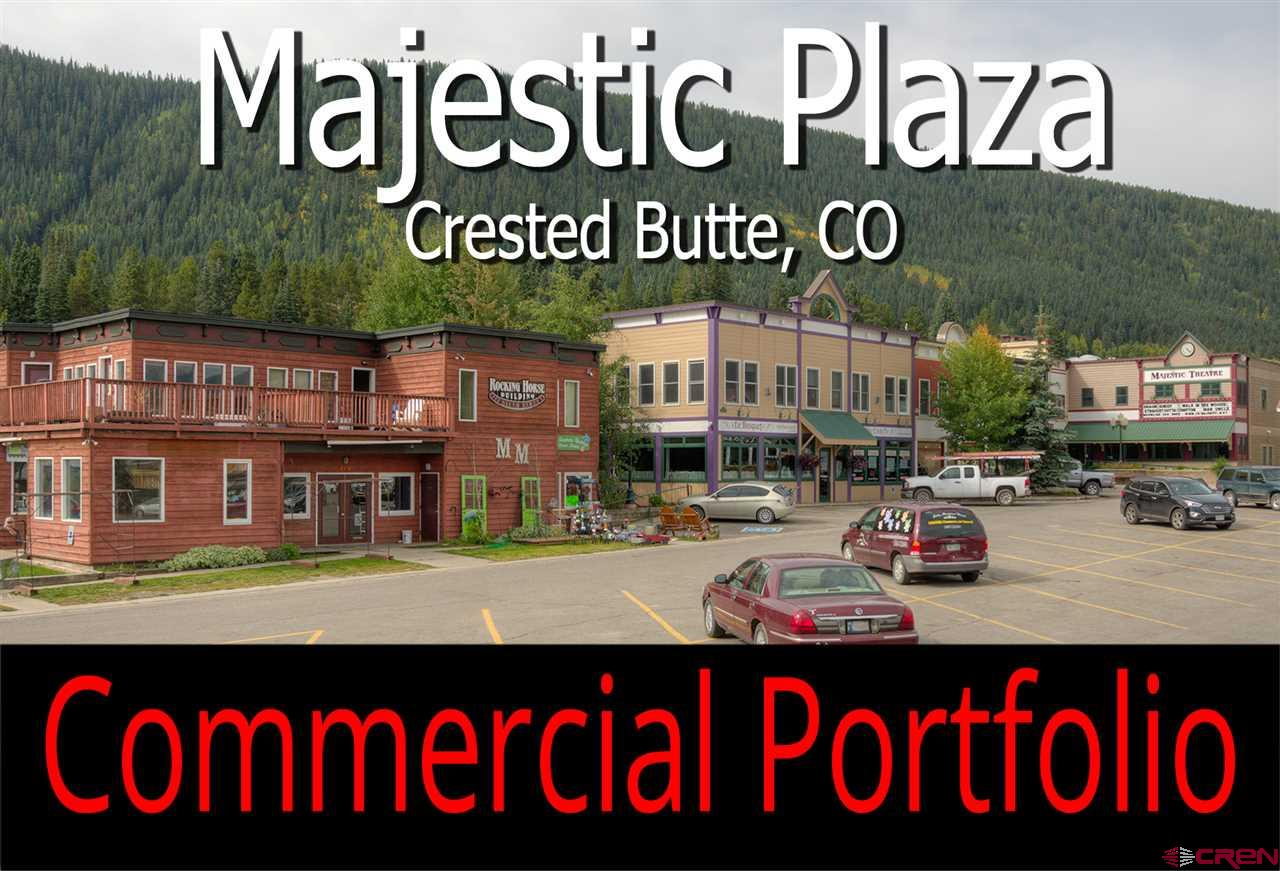 507-525 Red Lady and 717 Sixth, Crested Butte, CO 81224