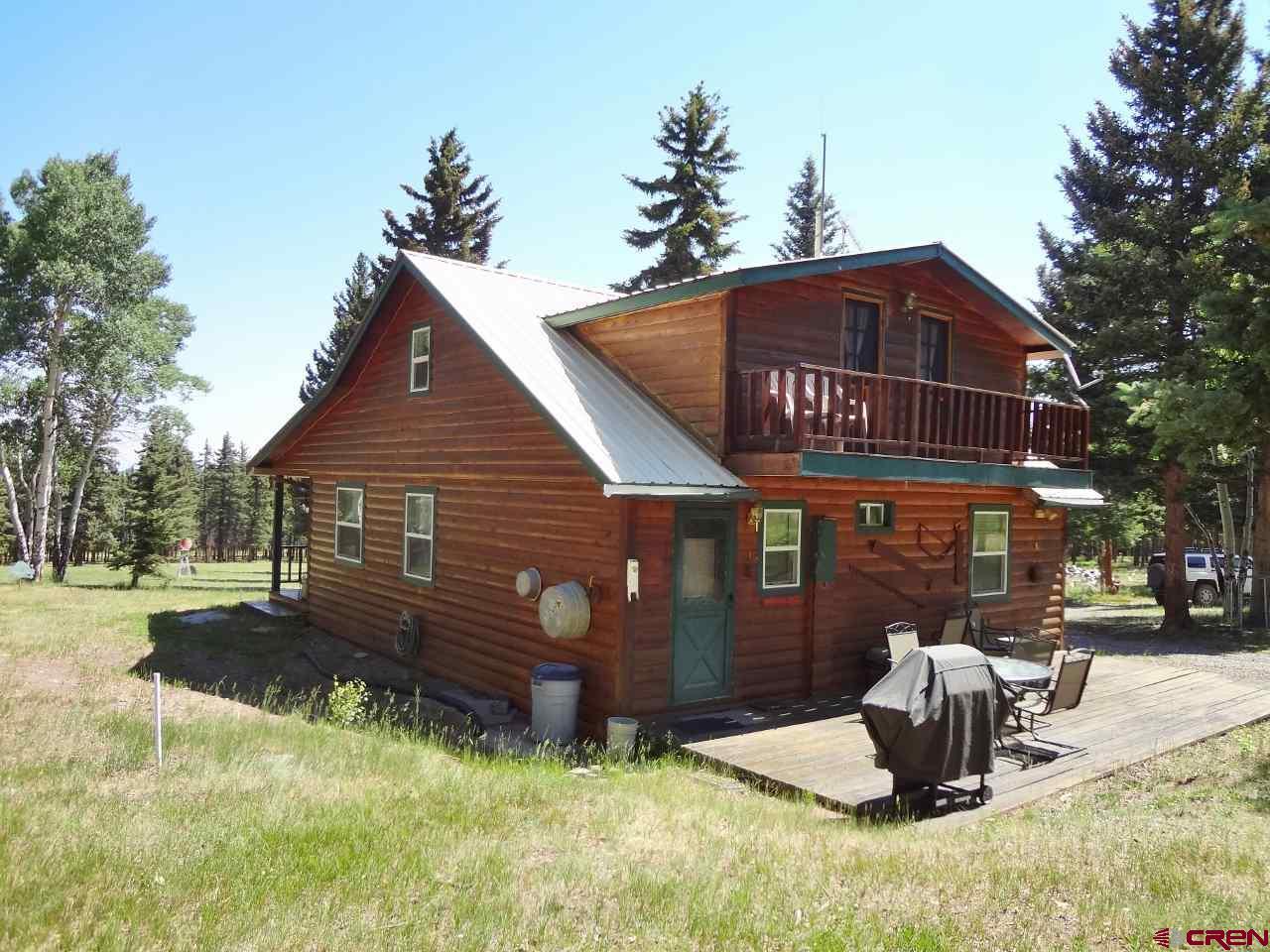 3966 Blue Mesa Drive, Powderhorn, CO 81243