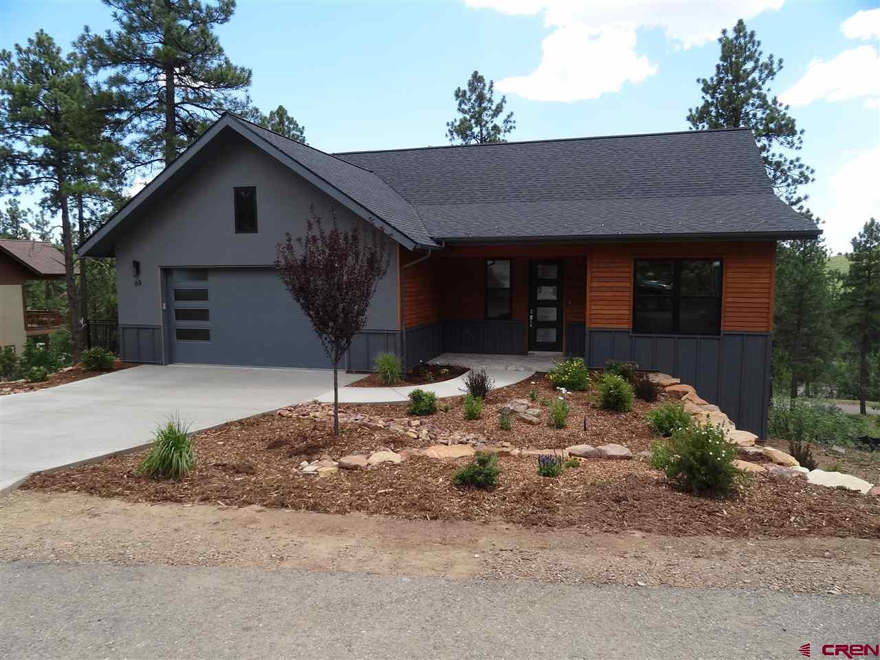 69 Snowslide Court, Durango, CO 81301