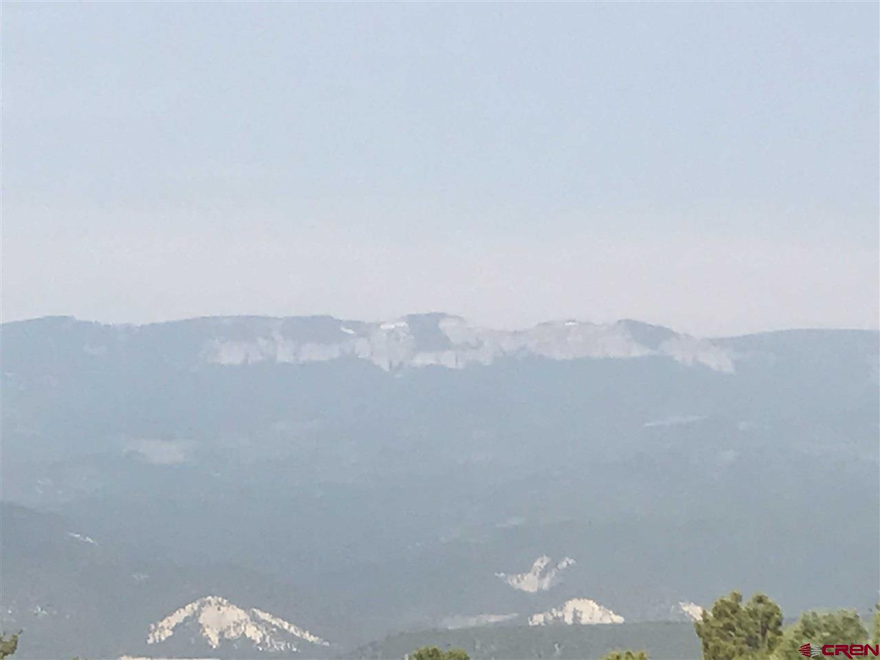 Great Lot conveniently located on the corner of ponderosa and Canyon Drives.  great Cimarron Mnt views and possible second floor San Juan views.