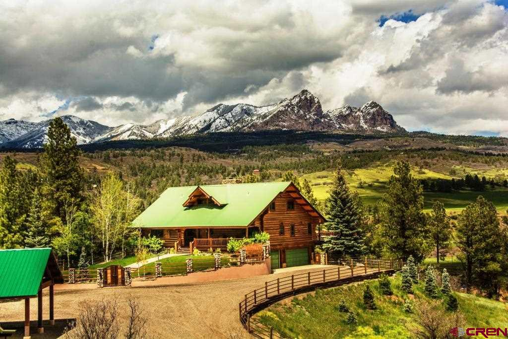 Mountain Homes For Sale View Pagosa Springs Listings Galles