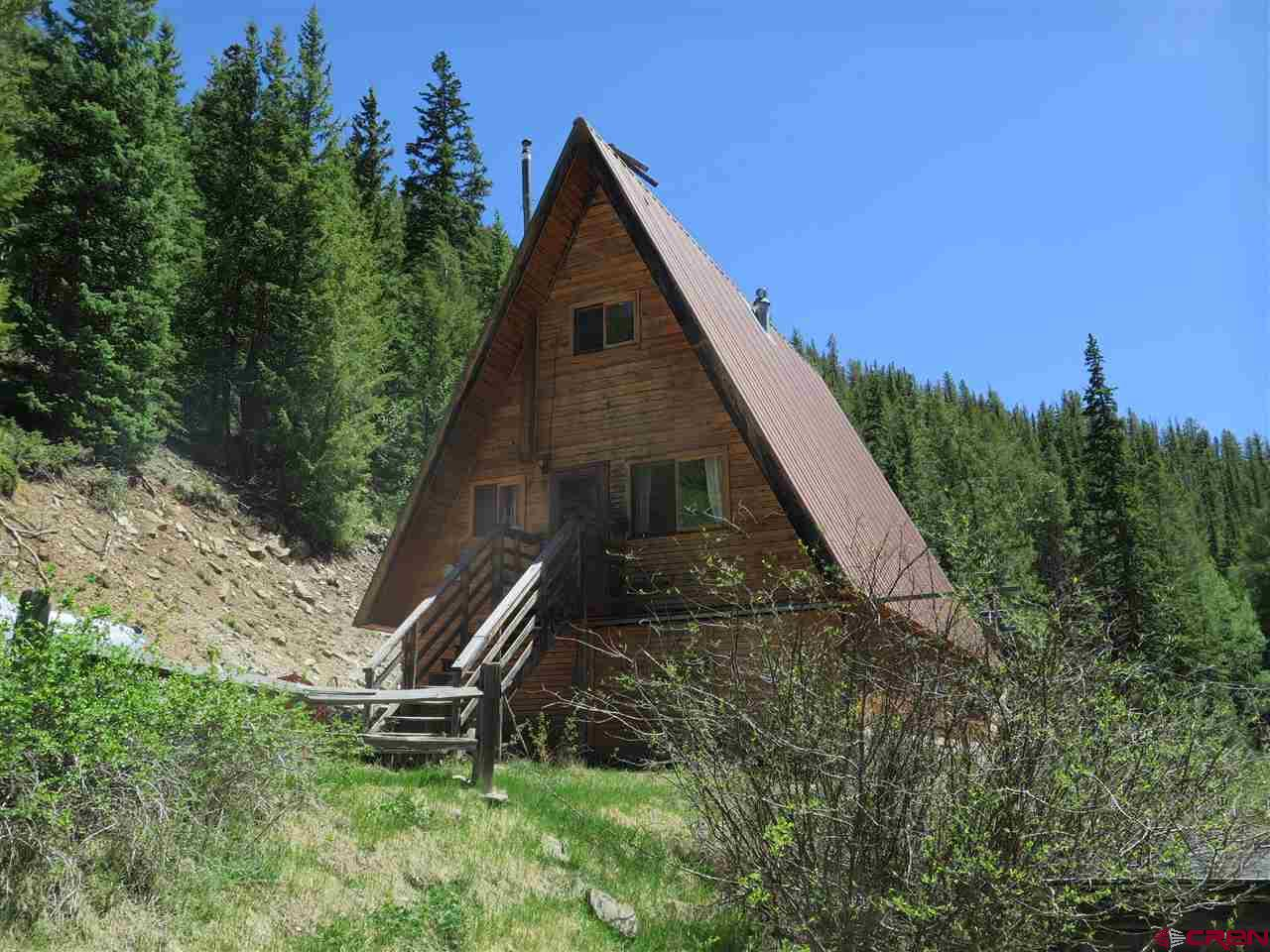820 Upper Armstrong Gulch Road, Pitkin, CO 81241