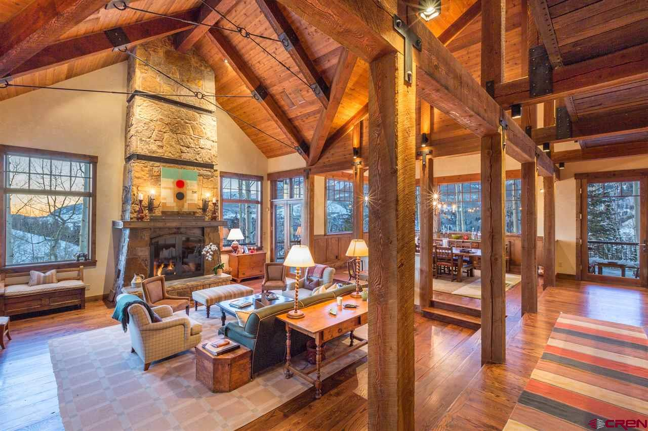 166 Country Club Drive, Mountain Village, CO 81435