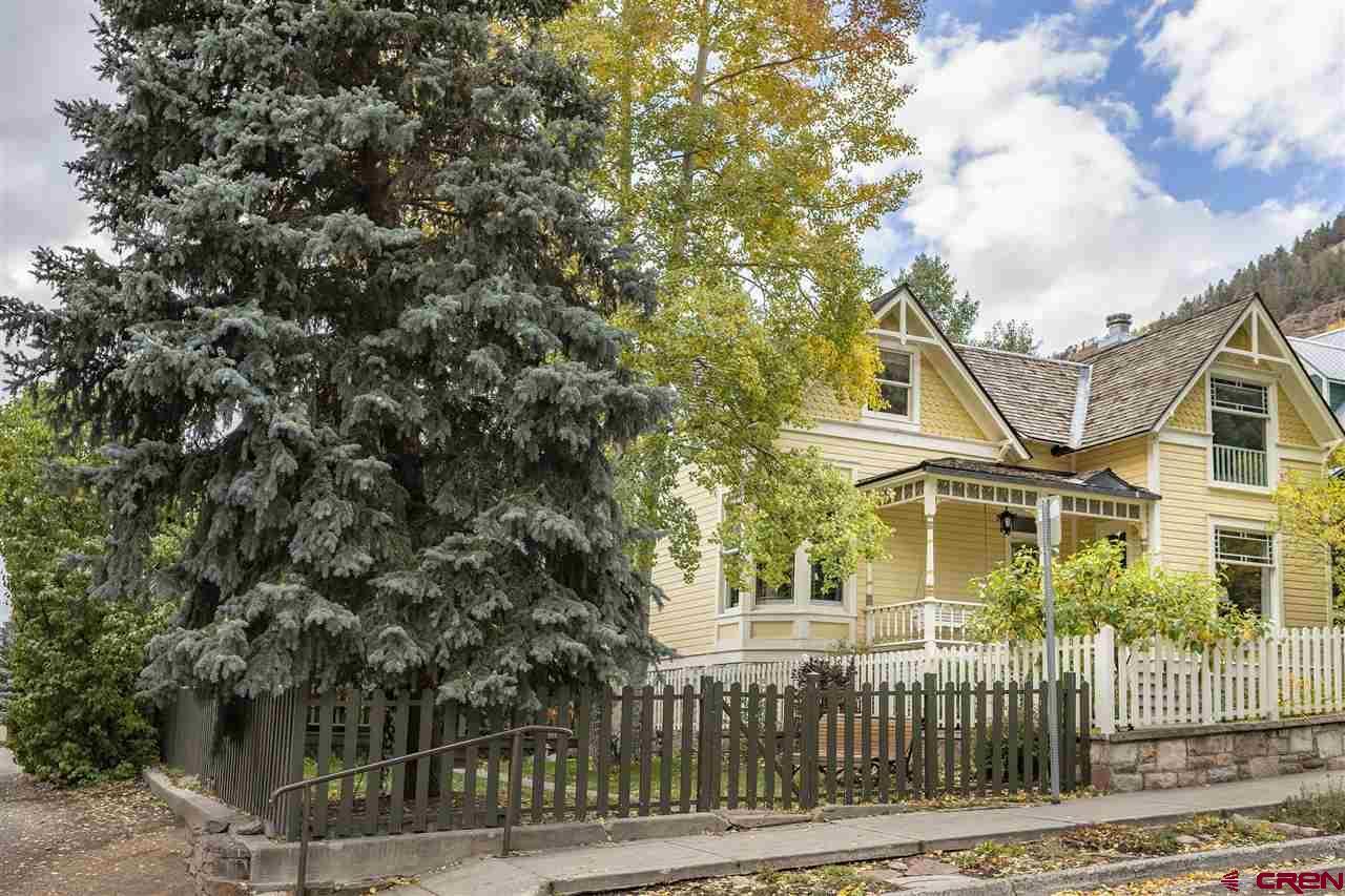 127 N Oak Street, Telluride, CO 81435