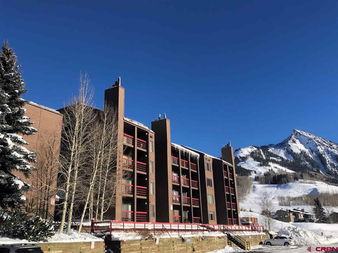 25 Emmons Road, Mt. Crested Butte, CO 81225