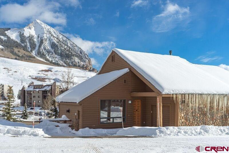 117 Snowmass Road, Mt. Crested Butte, CO 81225