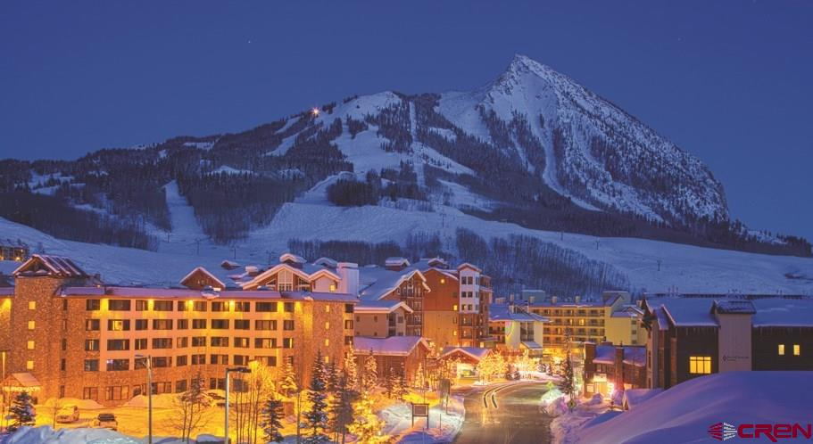 6 Emmons Road, Mt. Crested Butte, CO 81225