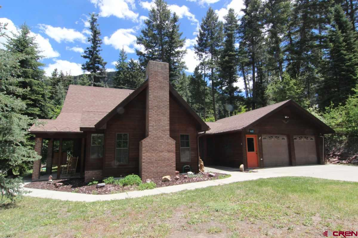 271 Whispering Pines, Ouray, CO 81427