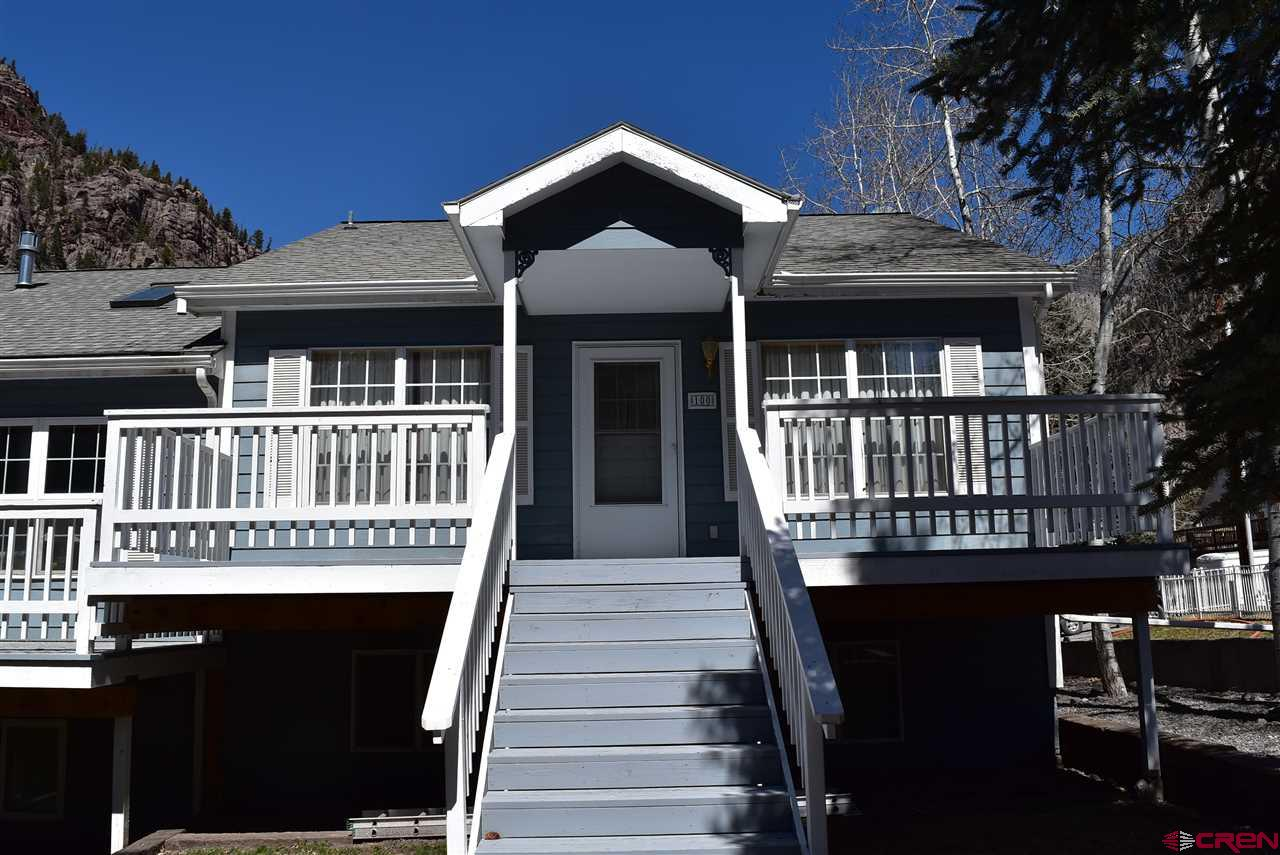 100 Spruce Court, Ouray, CO 81427