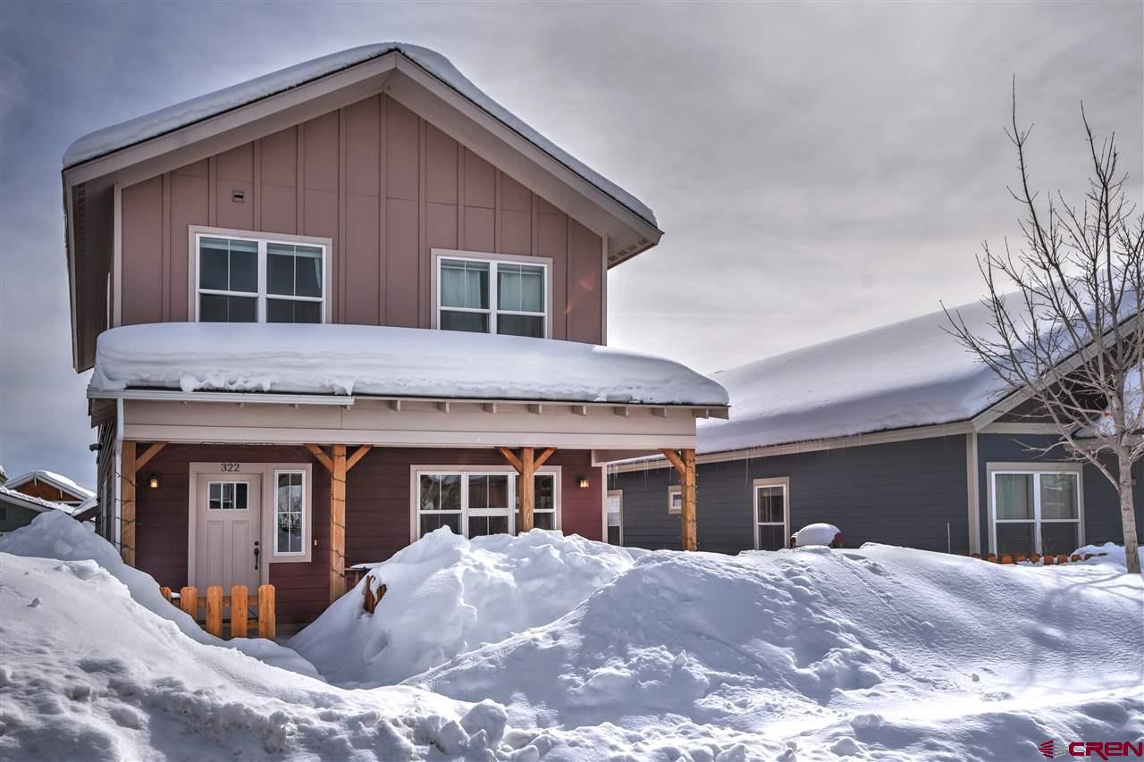 322 Sage View Street, Durango, CO 81301