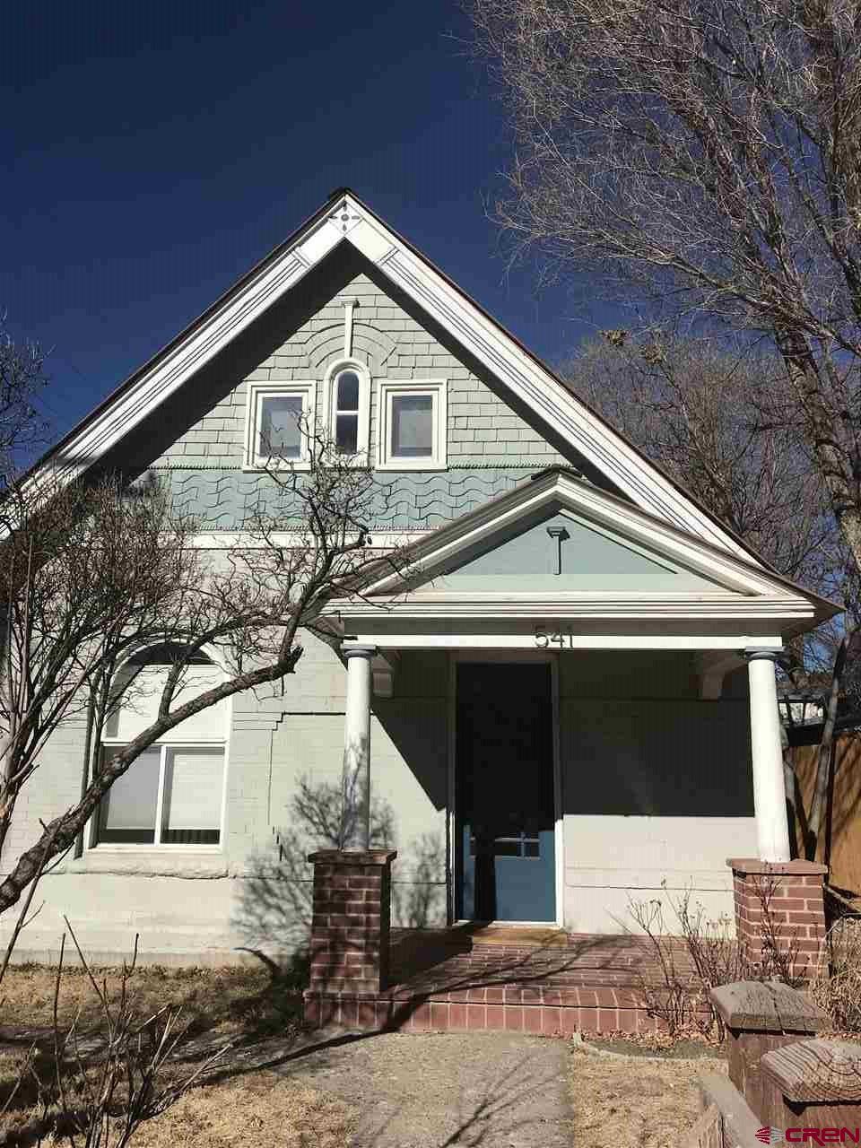 541 E 3rd Street, Durango, CO 81301