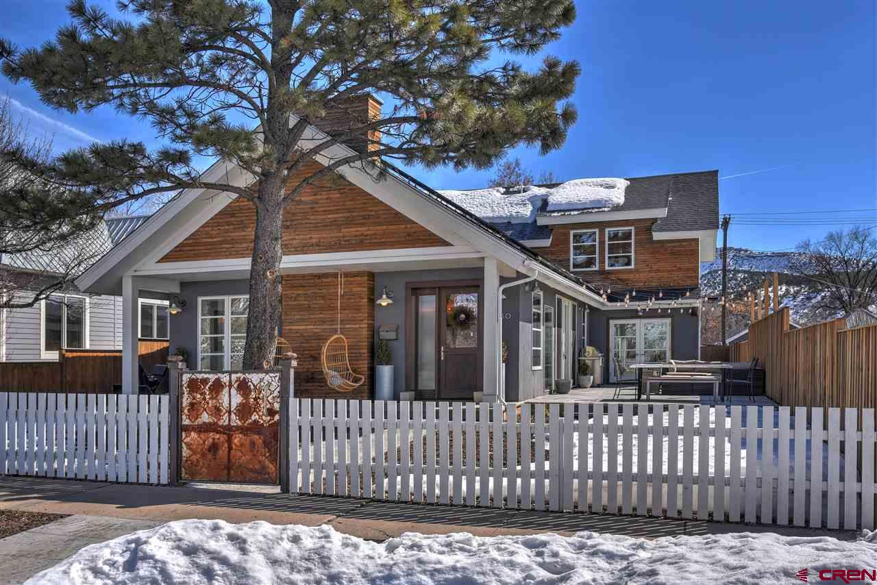 230 E 3rd Avenue, Durango, CO 81301